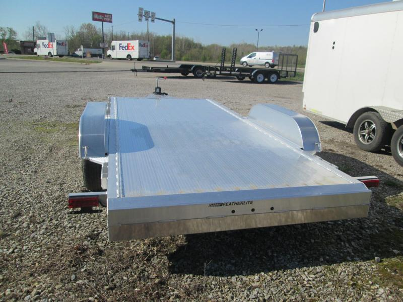 2021 16' 7K Featherlite 3182 Car / Racing Trailer. 155409