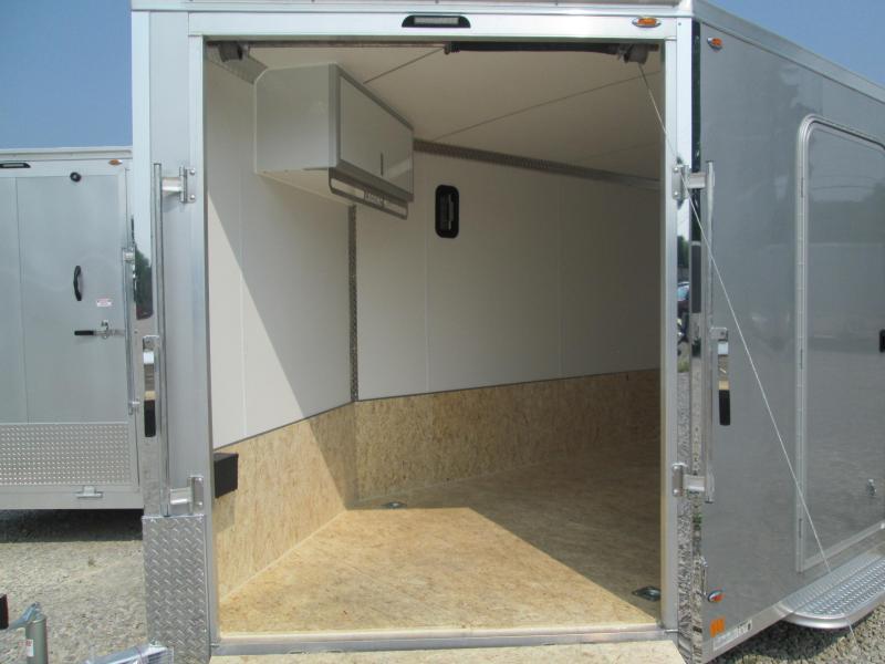 2022 7.5x27 7K Legend Explorer Enclosed Cargo Trailer. 317470