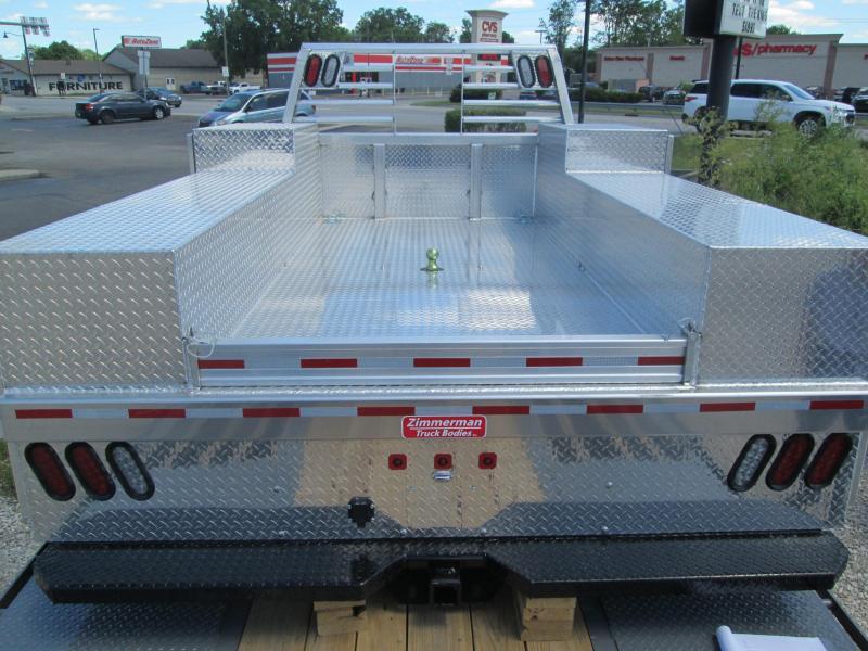 2021 Zimmerman Advantage Series Service Truck Bed
