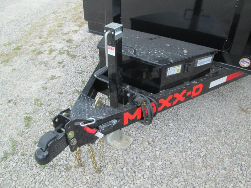 2022 12x72 12K MAXXD D7X Dump Trailer. 85659