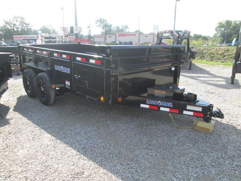 2022 83x14 14k Load Trail Dump Trailer. 51758