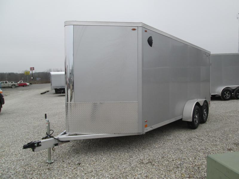2021 16'+V-Nose 7K Legend FTV Enclosed Cargo Trailer. 317602