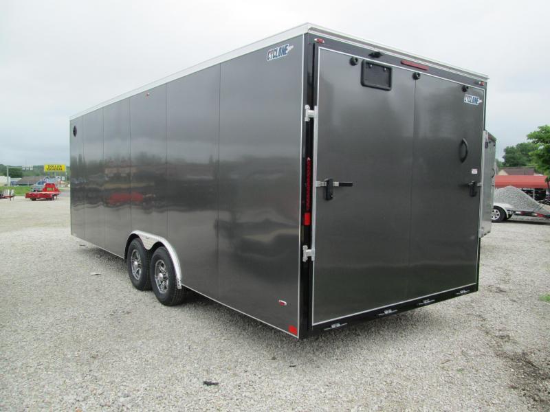 2022 8.5x26 10k Legend Trailers Cyclone Enclosed Cargo Trailer. 317703