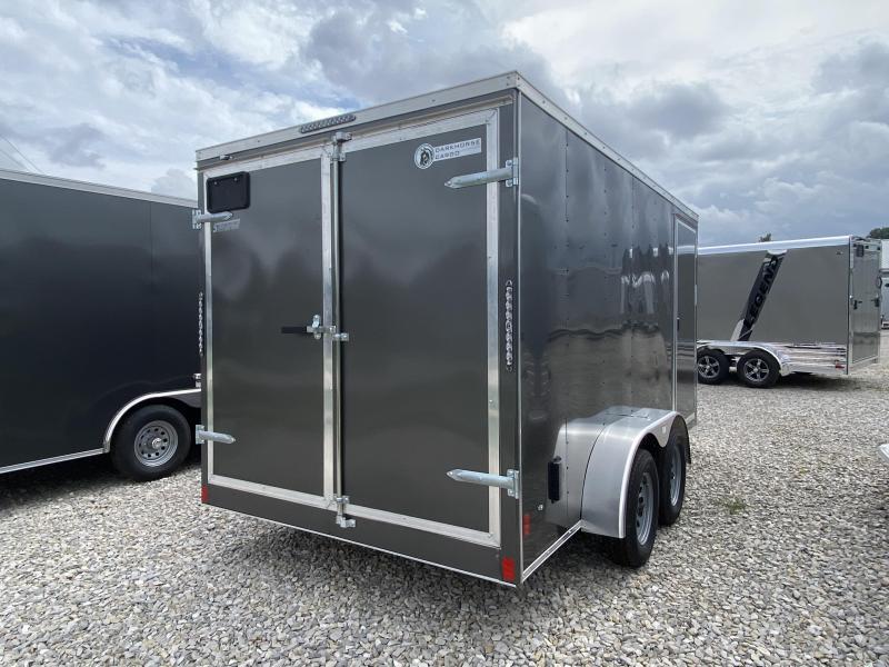 2022 7x14 7k Darkhorse Enclosed.107985