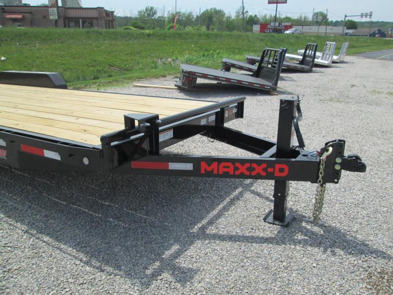 2021 83x20+2 15K MAXXD C6X8322 Equipment Trailer. 82902