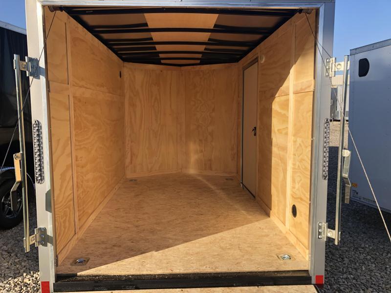 2022 6x10 Darkhorse Enclosed Cargo Trailer. 107972