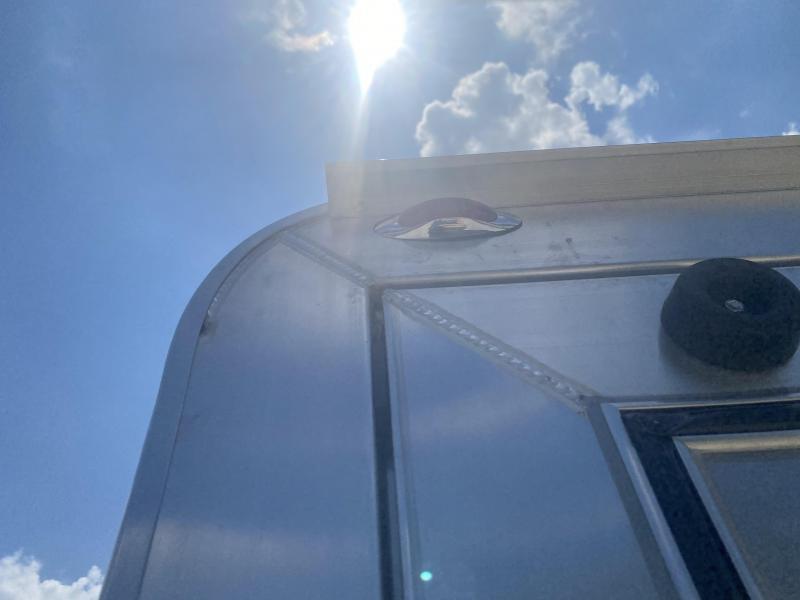 2021 LEGEND 7x16 '+ V-Nose DVN Enclosed Trailer. 17859