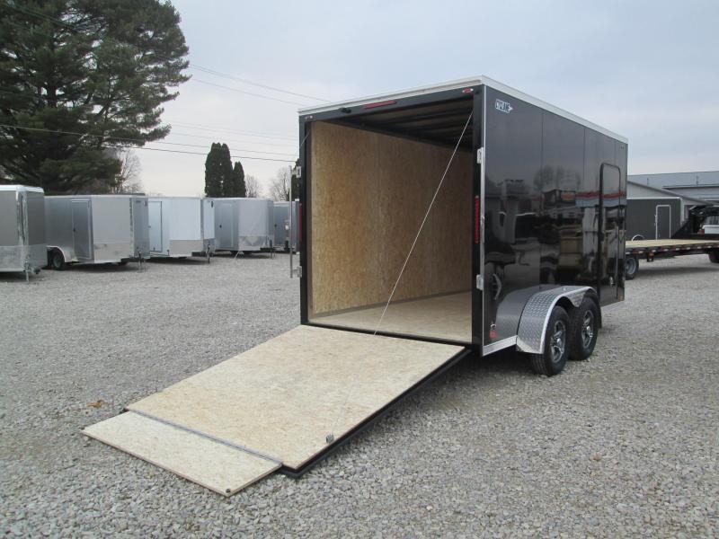2021 7x14 7K Legend STV Cyclone Enclosed Cargo Trailer. 17030