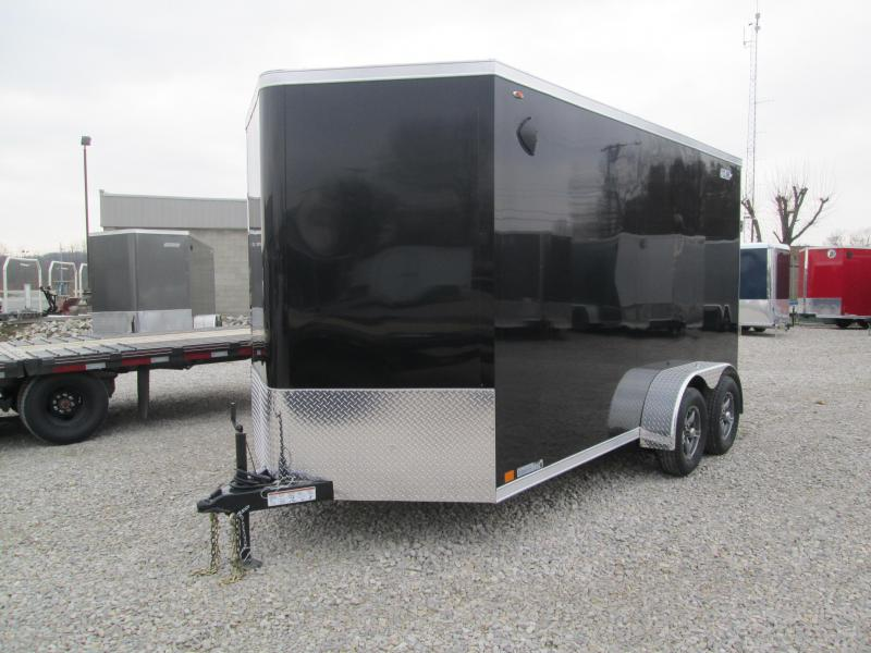 2021 7x14 7K Legend STV Cyclone Enclosed Cargo Trailer. 17030