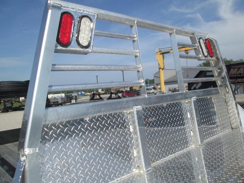 2020 8x8.5 Zimmerman aluminum 6000xl Truck Bed