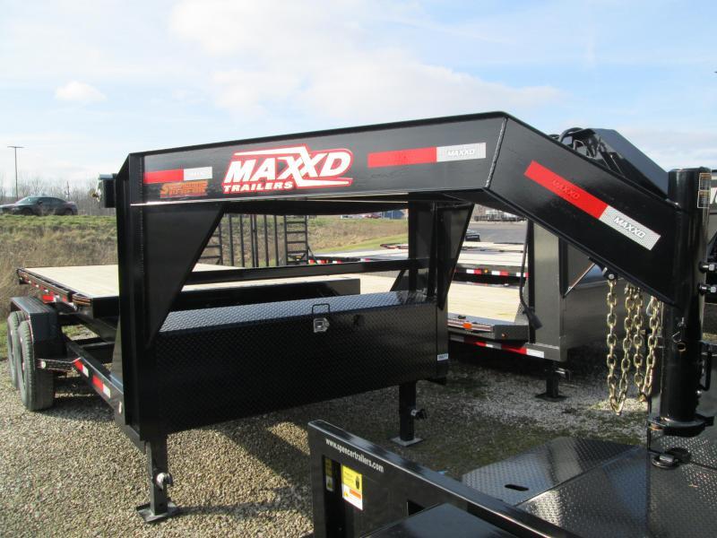 "2020 MAXXD 14'x83"" 14K Roll Off Dump Trailer. 69131"