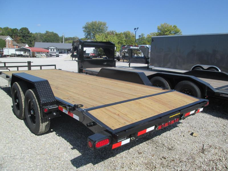 2021 18+2x83 14K Load Trail Equipment Trailer. 12894
