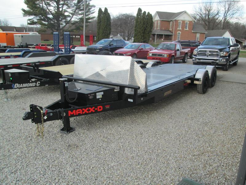 2021 24x80 MAXXD Car / Racing Trailer. 76818