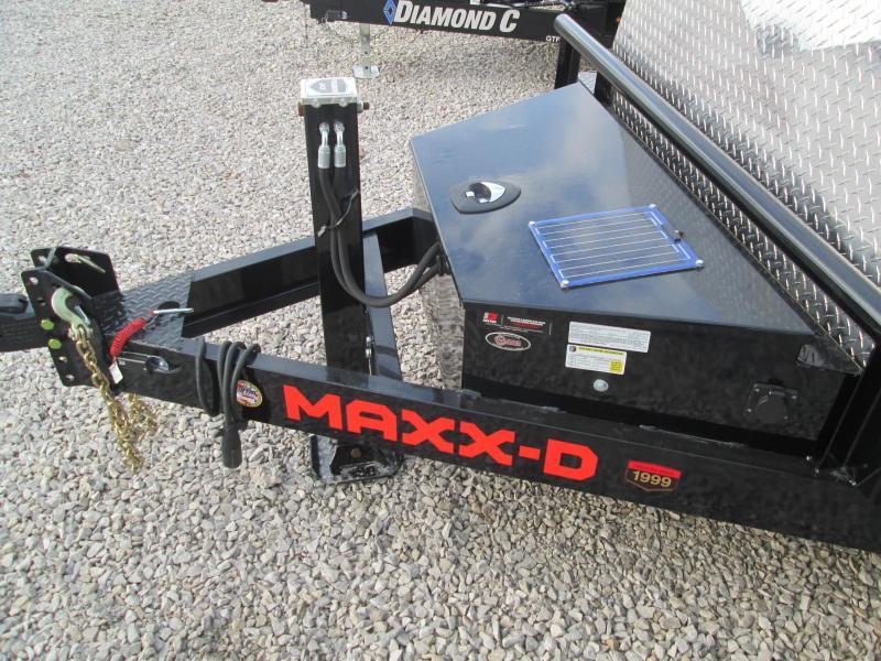 2021 24x80 MAXXD Car / Racing Trailer. 76818