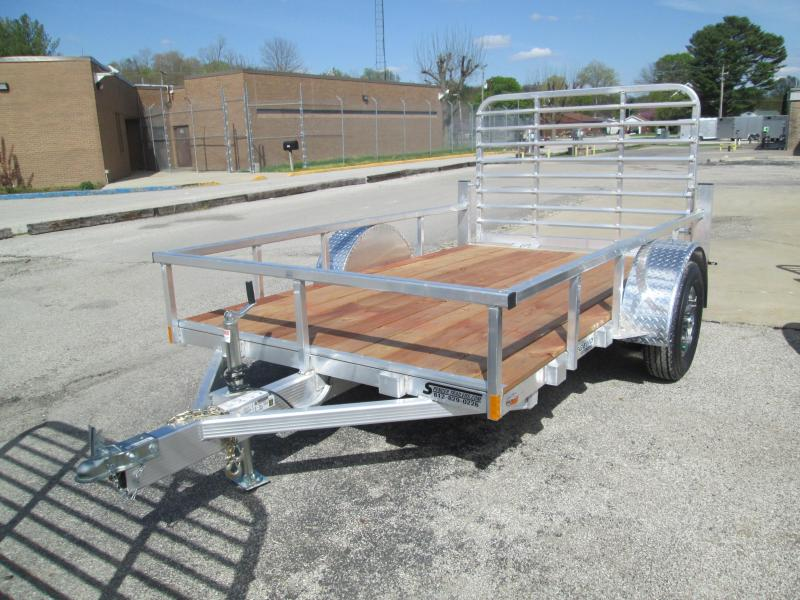 2021 6x10 Legend Utility Trailer. 17745