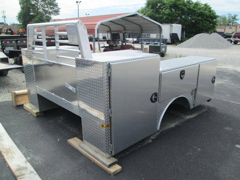 2021 94x114 Zimmerman Advantage Truck Bed. 02244