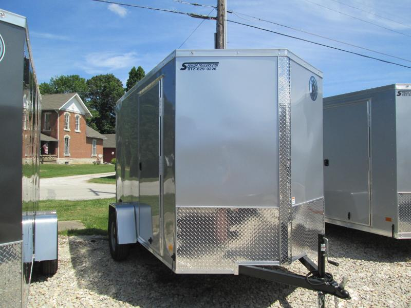 2021 Darkhorse Cargo DHW6x10 Enclosed Cargo Trailer