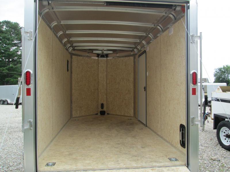 2022 7x12+V 7K Legend DVN Enclosed Cargo Trailer. 17043