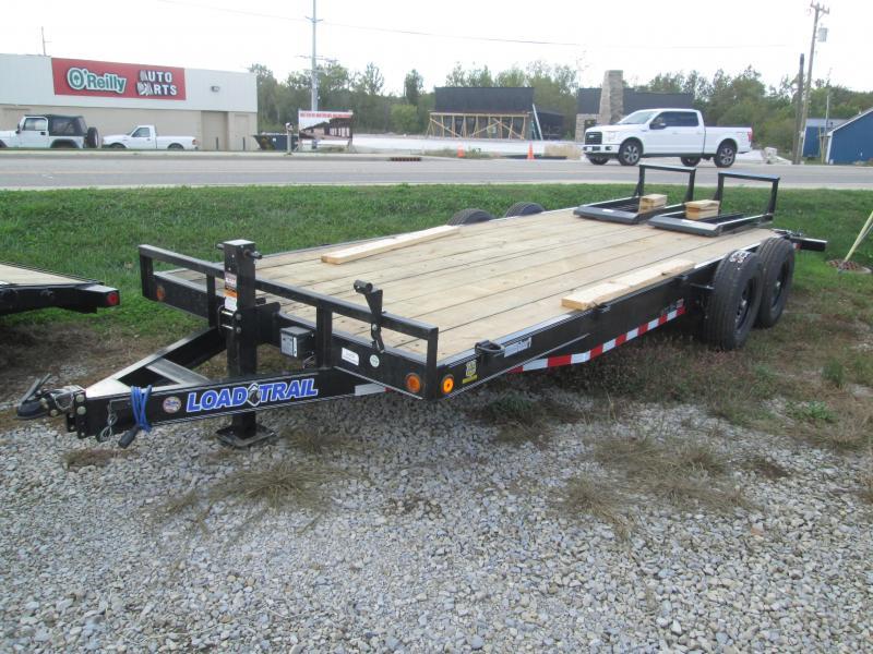 2022 83x18+2 14K Load Trail Equipment Trailer. 49698