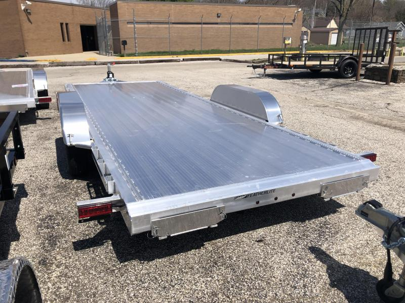 2020 Featherlite 3182 Car / Racing Trailer. 53817