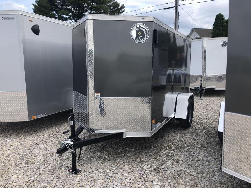 2021 Darkhorse Cargo DHW5x10SA Enclosed Cargo Trailer
