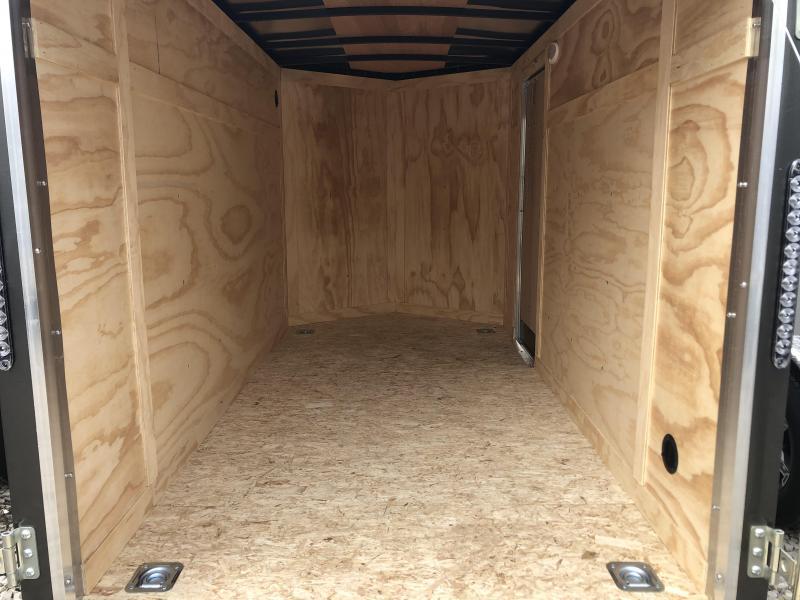 2021 Darkhorse Cargo DHW5x10SA Enclosed Cargo Trailer