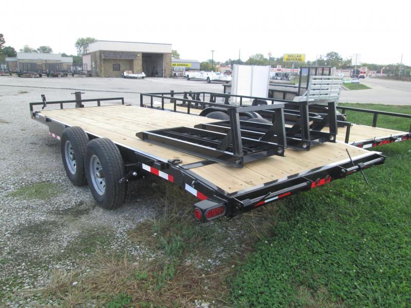 2022 83x18+2 14k Load Trail Equipment Trailer. 48985