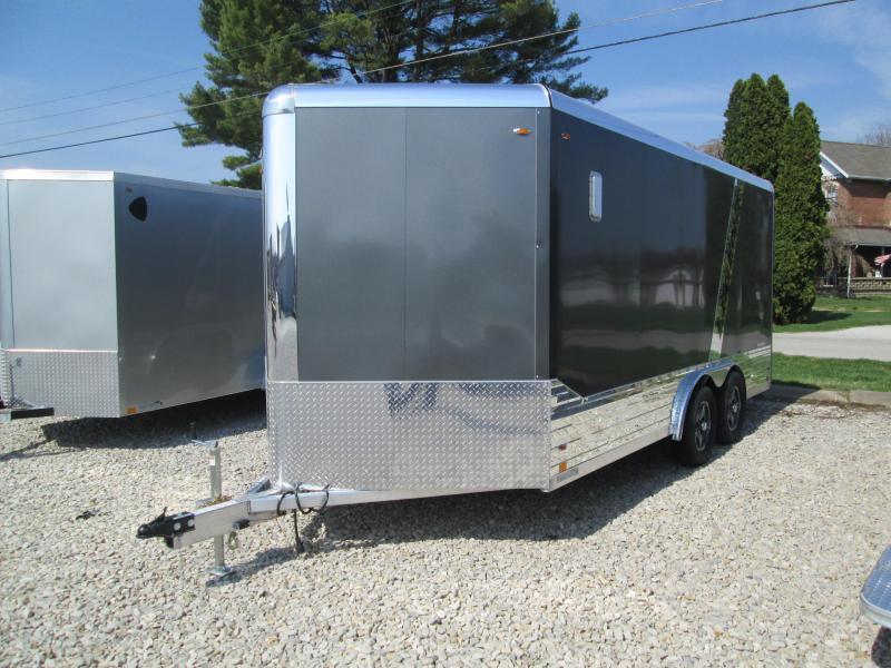 2022 8x16 7K Legend  DVN Enclosed Trailer. 17126