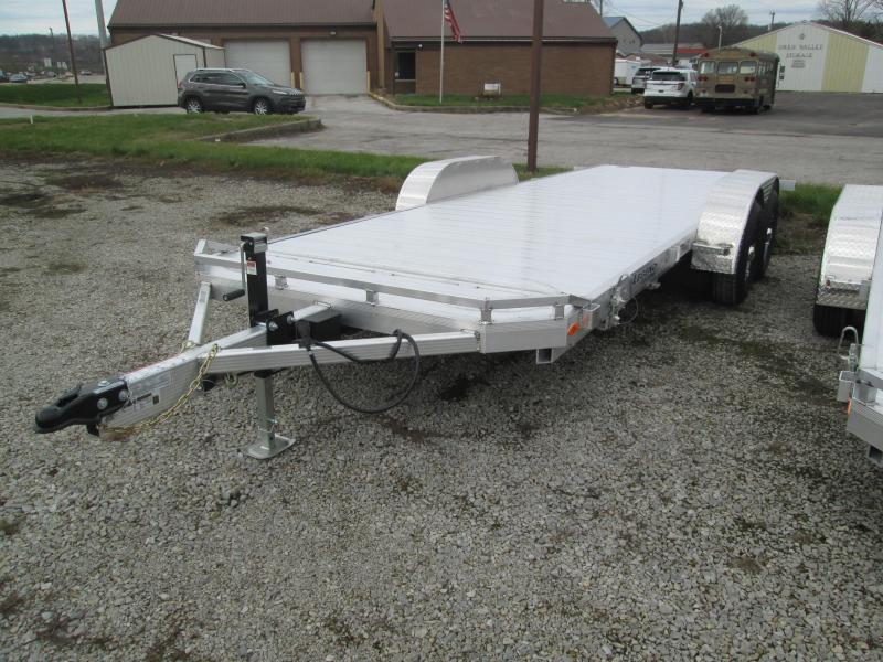 2021 Legend 22' Aluminum Tilt Car Hauler. 17285