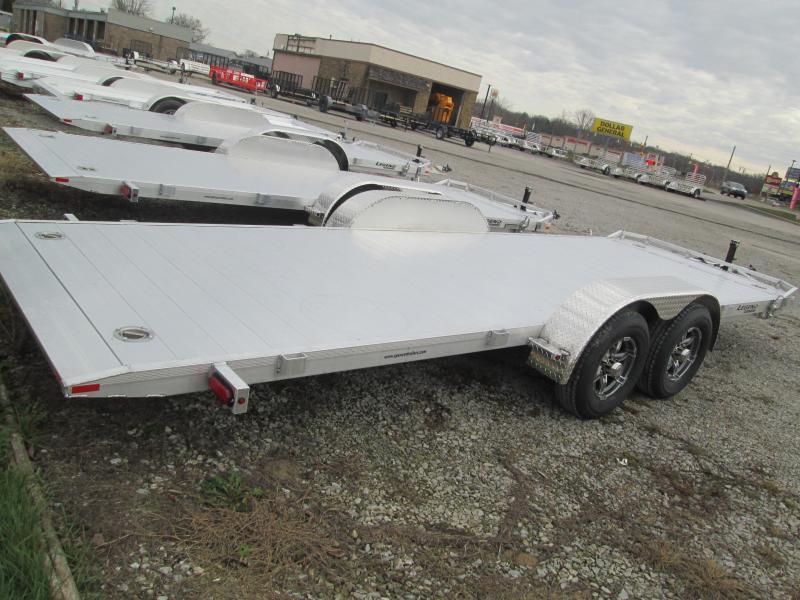 2021 Legend 22' Aluminum Tilt Car Hauler. 17285