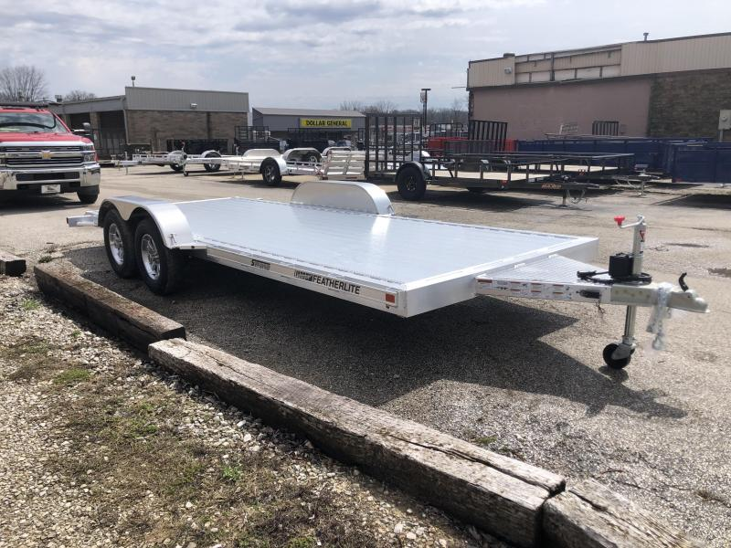 2020 18' Featherlite 3182 Car Trailer. 53812