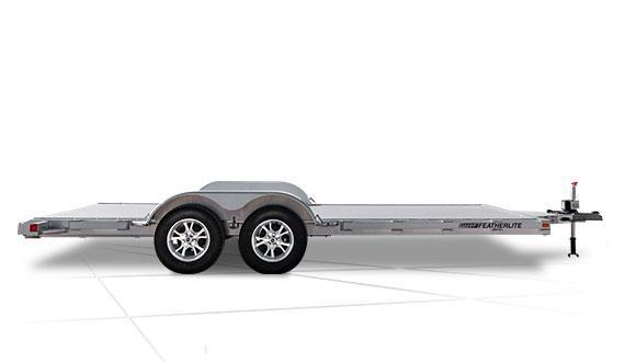 2020 Featherlite 3182 Car / Racing Trailer. 53812