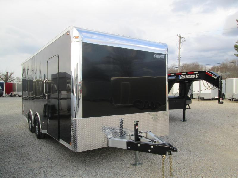 2021 Legend 8.5x20 10k Enclosed Cargo Trailer. 17172