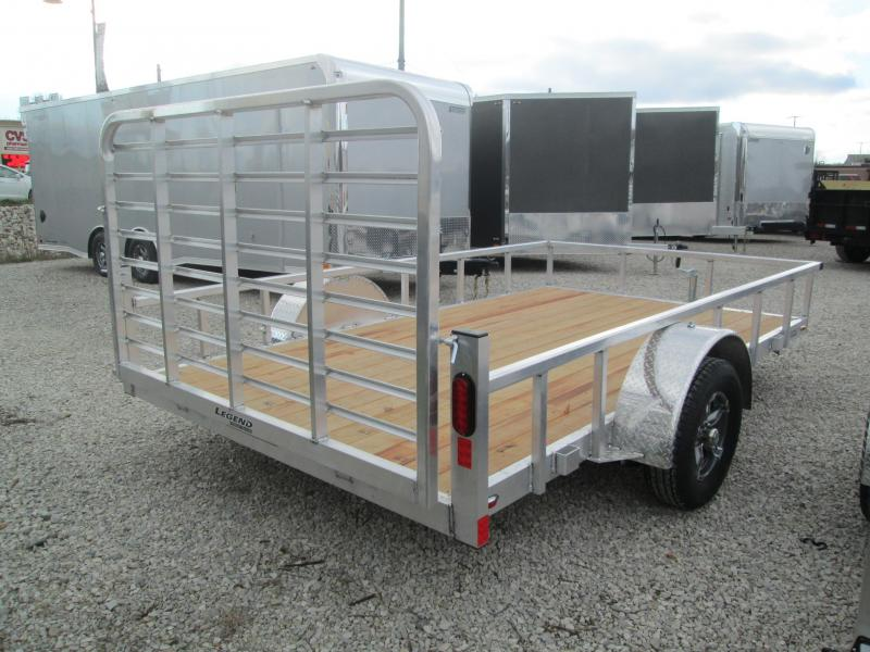 2021 7X12 Legend Utility Trailer. 17634