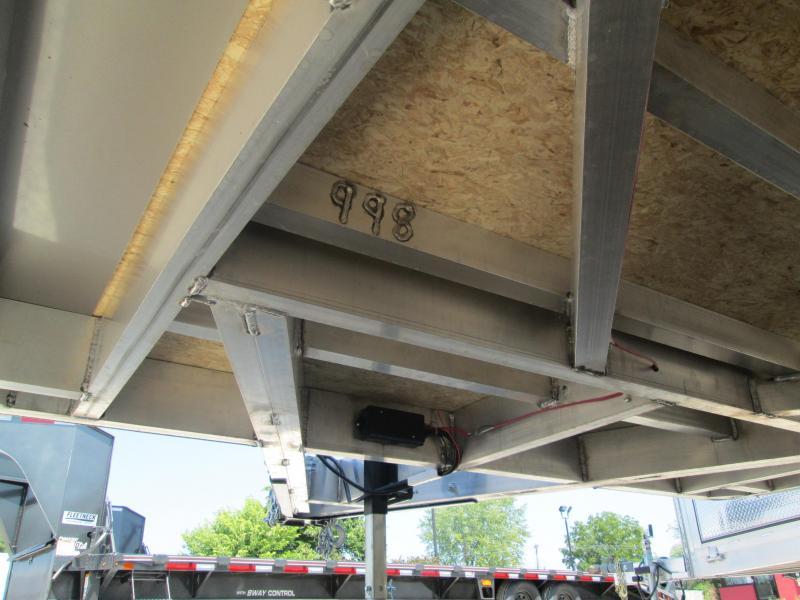 2021 8.5x24 10K Legend TMR Enclosed Cargo Trailer. 17998