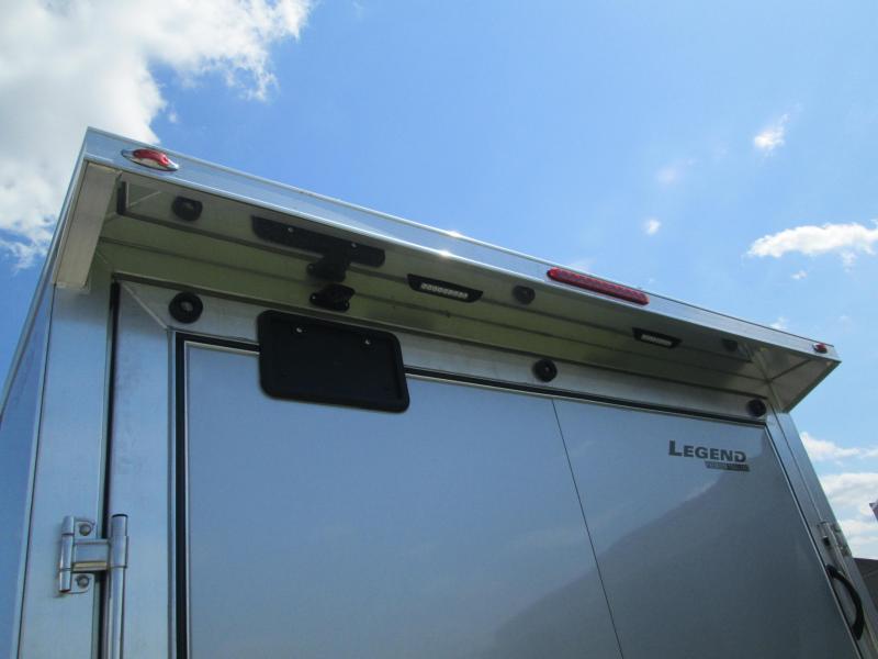 2021 8.5x14 10K Legend Explorer Enclosed Cargo Trailer. 17442