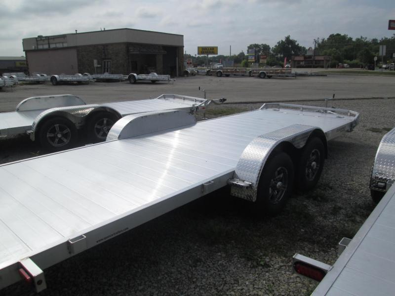 2022 7x22 10K Legend Tilt Car Trailer. 317351