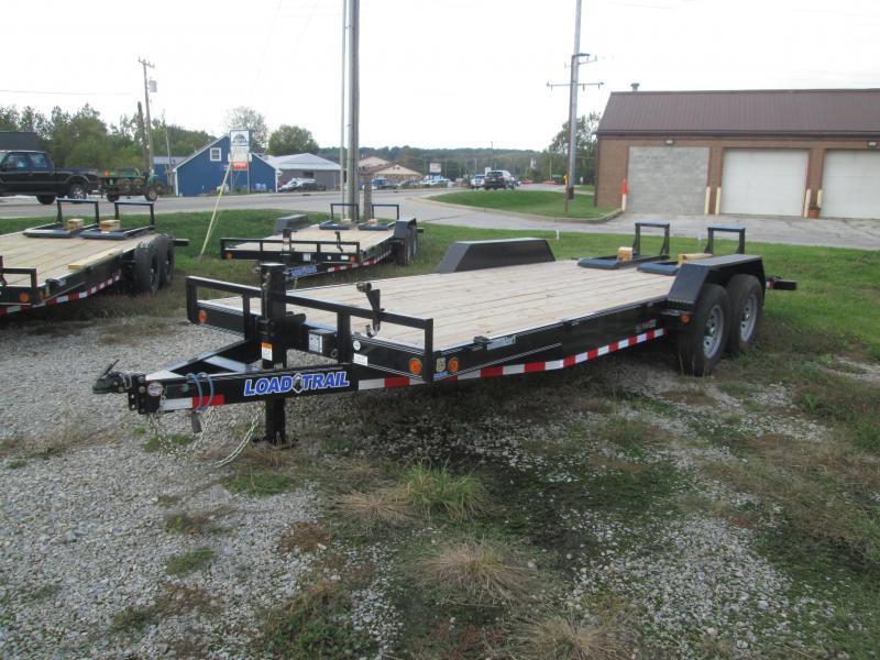 2022 18+2 14K Load Trail Equipment Trailer. 48510