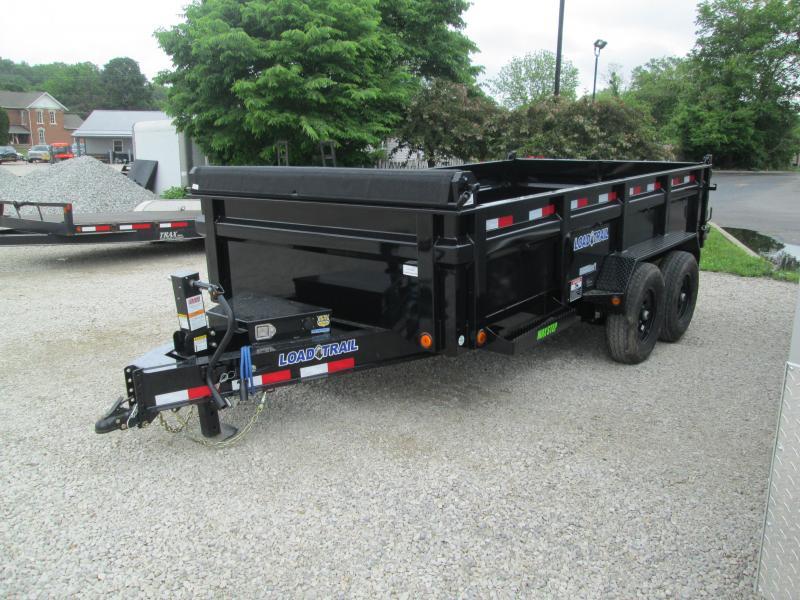 2021 83x14 14K Load Trail Dump Trailer. 34846