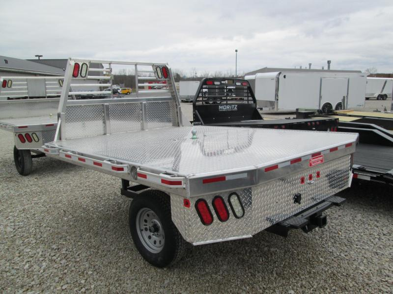 "2020 Zimmerman 6000XL-9114 97""x114"" Truck Bed. 07322"