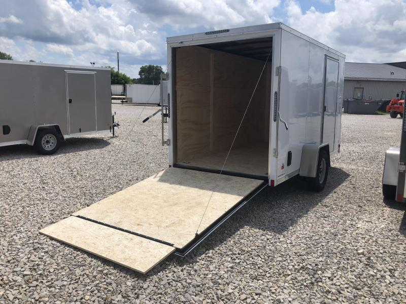 2021 Darkhorse Cargo DHW6x12SA30 Enclosed Cargo Trailer