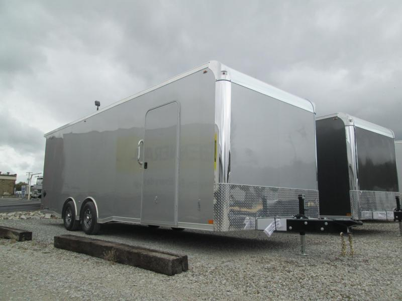 2021 8.5x24 10K Legend TMR Enclosed Cargo Trailer. 17896