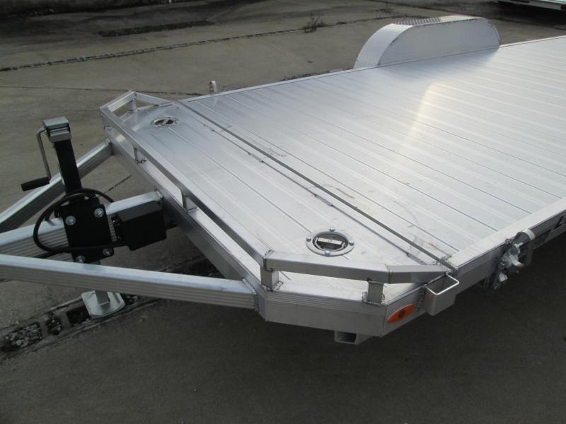 2021 Legend 20' Aluminum Tilt Car Hauler