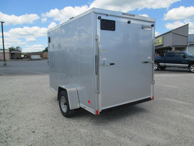 2020 6x10 Darkhorse Enclosed Cargo Trailer. 100848
