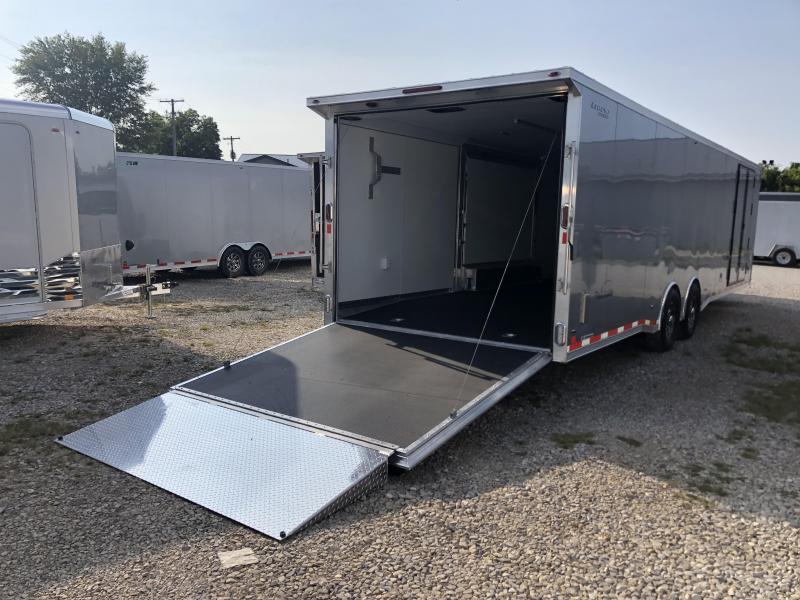 2022 8.5x30 14K Legend TMR Enclosed Cargo Trailer. 317262