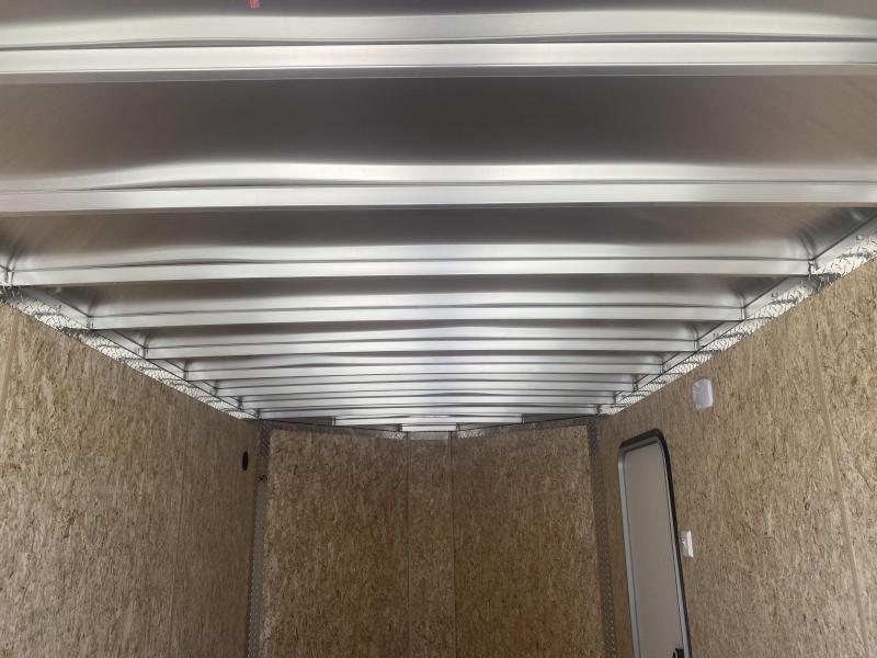 2021 12'+3' V-Nose x 7' 7K Legend FTV Enclosed Cargo Trailer