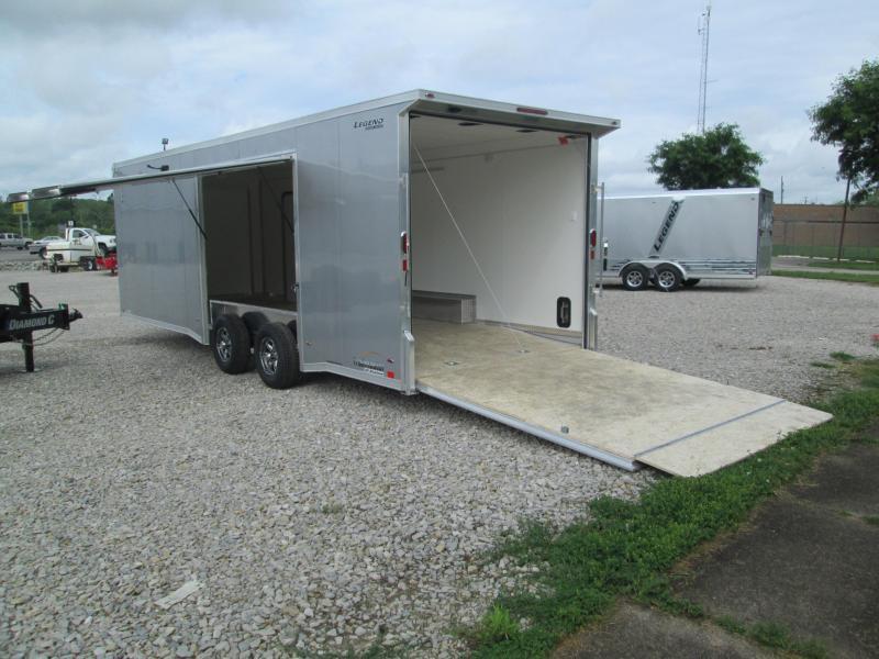 2022 8.5x24 10K Legend Trailmaster Enclosed Cargo Trailer. 317344