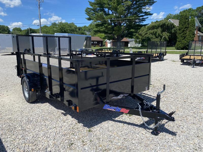 2021 78x12 Liberty Utility Trailer. 32245