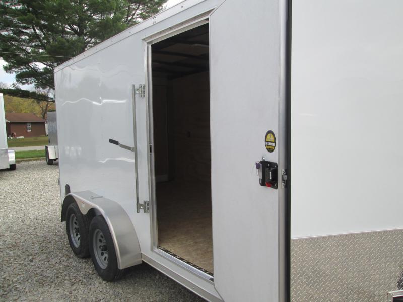 2021 Darkhorse Cargo DHW7x14TA35 Enclosed Cargo Trailer