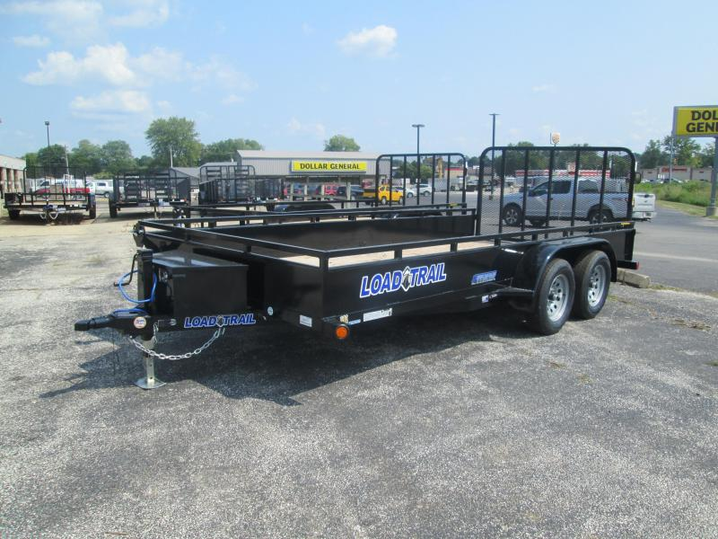2020 83x16 7K Load Trail Utility Trailer. 9951
